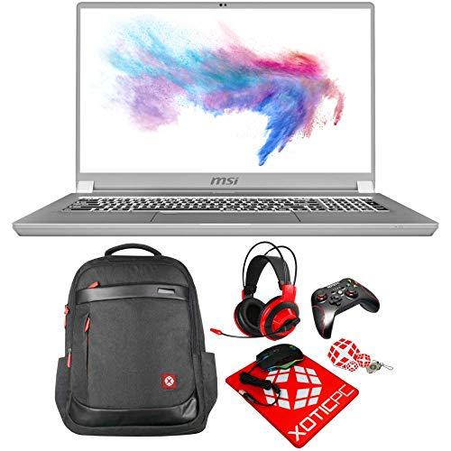 "MSI Creator 17 A10SGS-254 Extreme Pro (i7-10875H, 64GB RAM, 1TB NVMe SSD, RTX 2070 Super 8GB, 17.3"" UHD HDR1000 4K, Windows 10 Pro) VR Ready Gaming Laptop"