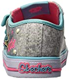 Skechers Kids Girls' Shuffles-Butterfly Beauty