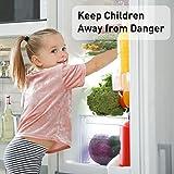Refrigerator Lock, Childproof Fridge Lock with