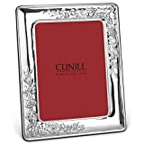 Vineyard Pure Sterling Silver Luxe Frame by Cunill(r) - 5x7
