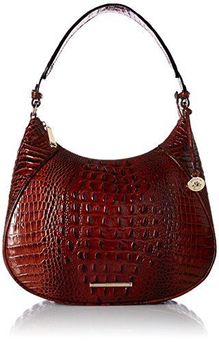 Brahmin Amira Shoulder Bag, Pecan by Brahmin