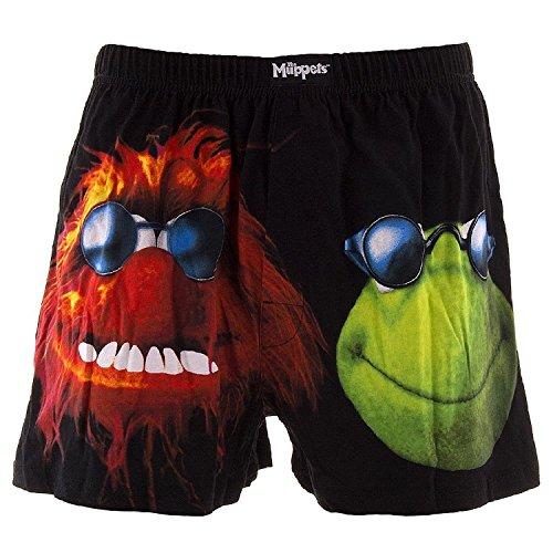 Disney Muppets Men's Boxer Shorts L (Disney Characters Male)