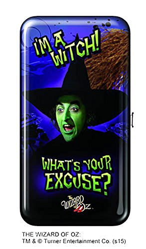 Wizard of Oz Hinge Wallet I'm A Witch - Witch Wizard Of Oz