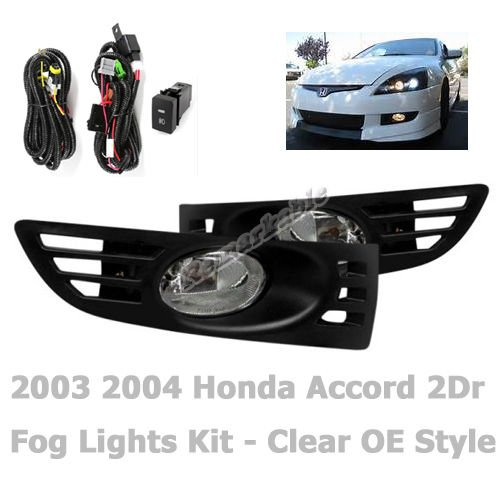 Remarkable Power HD250 - 2003-05 Honda A - Honda Accord Fog Light Installation Shopping Results