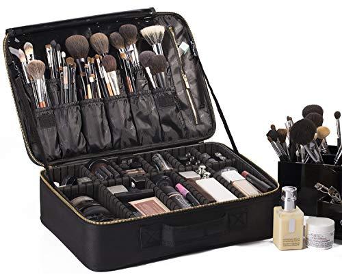 "ROWNYEON Portable EVA Professional Makeup Case 16.14"" Makeup"