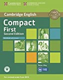 Compact First. Workbook with answers  and downloadable audio: 2nd Edition. Workbook with answers and downloadable audio