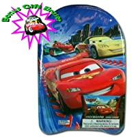 """Pixar Cars Foam Kickboard 17.5"""" x 9.25"""" - See Other Cars Water Toys, Cars Pool Toys, and Cars Beach Toys At Our Storefront from ParagonMarketing - Disney"""