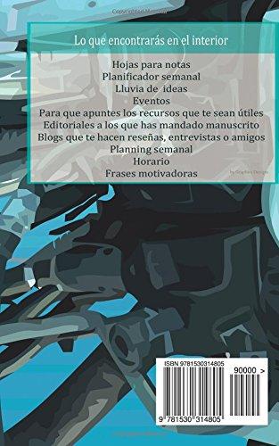 Agenda para y del escritor/a SCIFI: Amazon.es: Susana ...