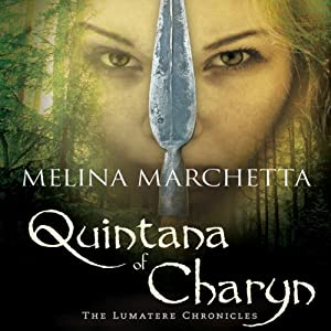 Quintana of Charyn Audiobook