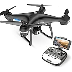 Holy Stone HS100G Drone with 1080p Camera 5G FPV Live Video and GPS Return Home Function