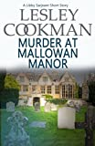 img - for Murder at Mallowan Manor: A Libby Sarjeant Short Story book / textbook / text book