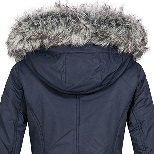 Marine Manteau Norway Norway Femme Geographical Femme Manteau Norway Marine Geographical Manteau Geographical wC14qxa6