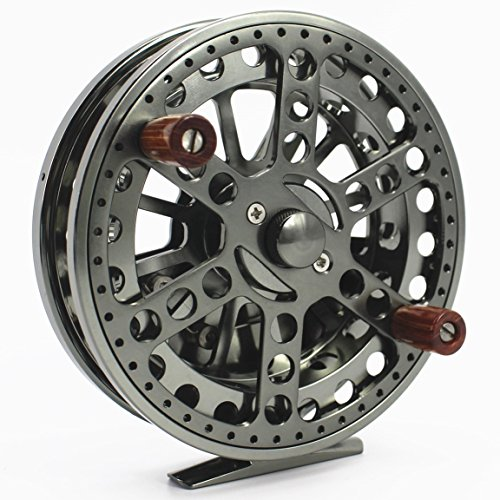 Saion Float Reel Centre PIN Reel Steelhead Fishing COARSE Trotting CENTERPIN 4 3/4