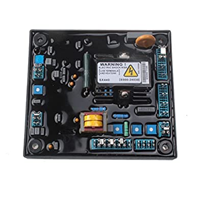 Friday Part AVR SX440 Automatic Voltage Regulator Control Moudle for Stamford Generator Genset With 1 Year Warranty