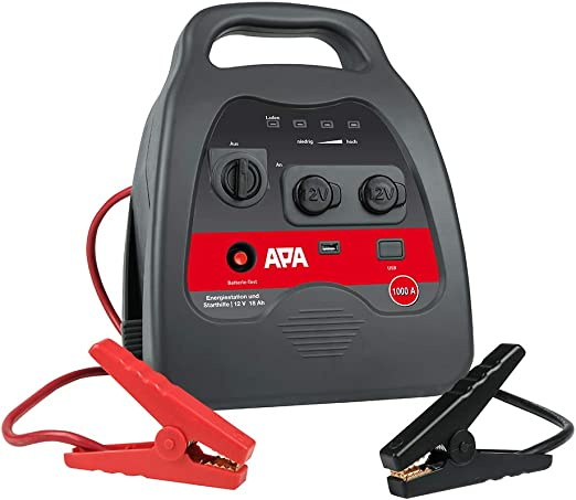 Apa 16644 Power Pack Bully Smart Mit Starthilfe 1000 A Auto
