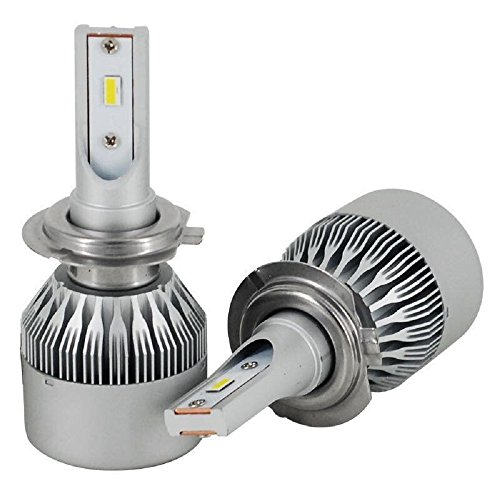 CANTIE Car Light H1 H3 H7 30W 4000LM LED Light Headlight Conversion Car Kit Beam Bulb Kit Driving Lamp 6000K 8V-32V IP67