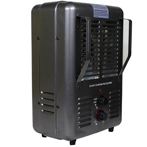 Versonel Electric Garage Utility Floor Heater Shop Shed ...