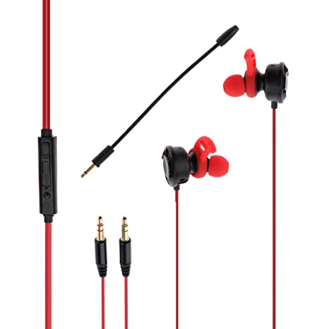 Prettyia For PUBG Mobile T2 Wired Earphones With Microphone