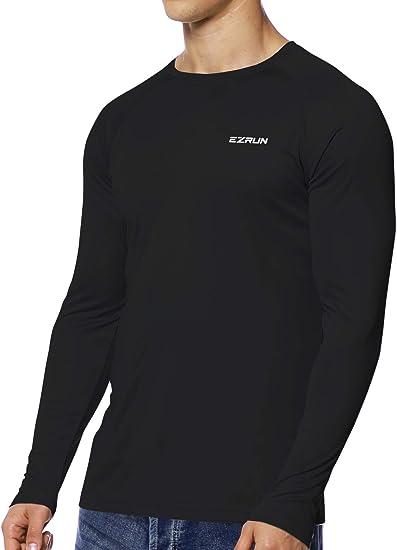 Swim Shirts Short Sleeve Sun Protection Shirts for Outdoor UV Fishing Rashguard ZENGVEE Mens UPF 50