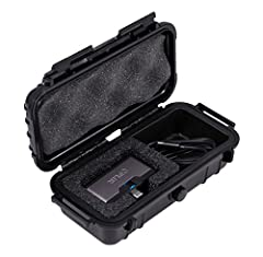 (NEW 2019 EDITION) Waterproof , Crushproof , Rugged Protective Case Designed Specifically for Flir ONE Thermal Imager / FLIR ONE Thermal Imager Pro Imaging Camera Cables and Small Adapters This compact durable case is made to take your Flir O...