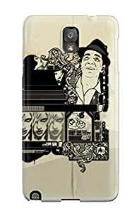 First-class Case Cover For Galaxy Note 3 Dual Protection Cover Unknown