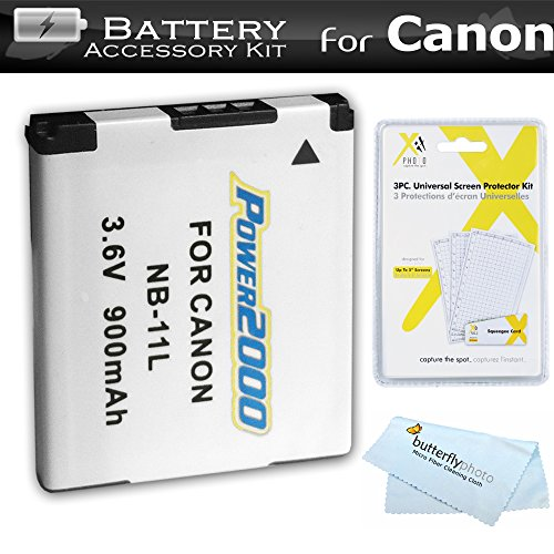 Replacement-NB-11L-Battery-Kit-For-Canon-Powershot-ELPH-180-ELPH-190-IS-150-IS-ELPH-340-HS-A4000-IS-SX400-IS-ELPH-170-IS-ELPH-160-SX410-IS-SX420-IS-ELPH-350-HS-ELPH-360-HS-Digital-Camera