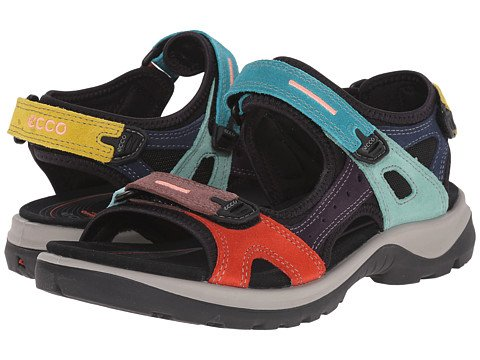 (エコー) ECCO レディースサンダル?靴 Anniversary Yucatan [並行輸入品]