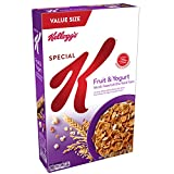 Kellogg's Special K, Breakfast Cereal, Fruit and Yogurt, Value Size, 19.1oz Box