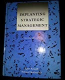 img - for Implanting Strategic Management book / textbook / text book