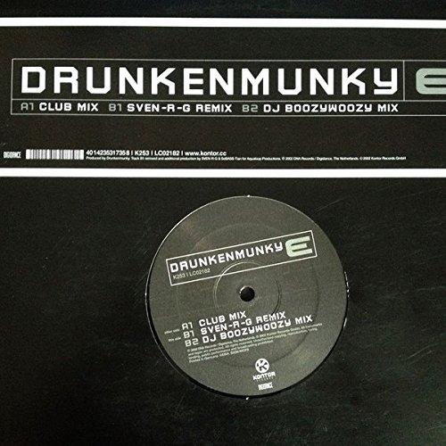 Drunken Monkey / E