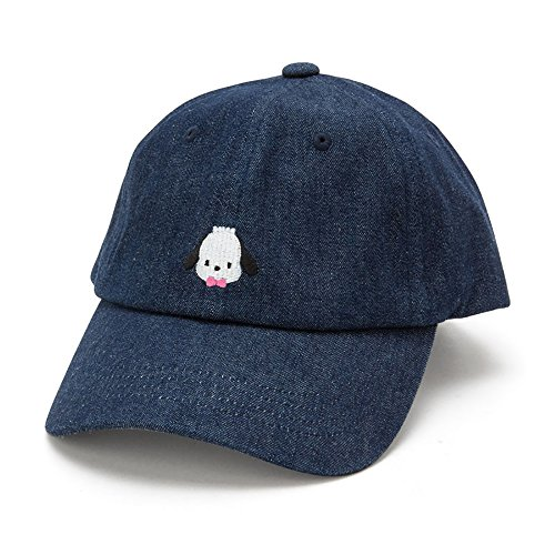 Pochacco Sanrio Baseball Cap Hat Japan Special Denim