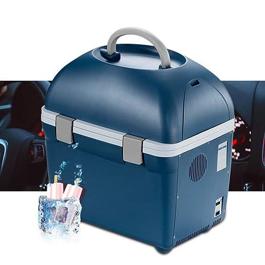 XIANG LYJ 12V 20L Portátil Mini Caliente Y Fresco Refrigerador del ...