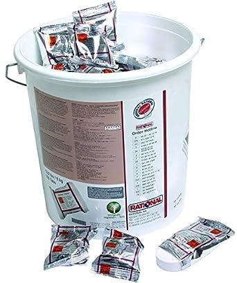 Racional 56.00.210 detergente limpiador tabletas (Pack de 100 ...