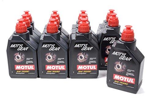 Motul 105783 75w90 Motyl Gear Oil, 405.72 Fluid_Ounces