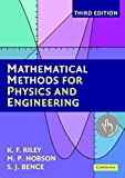 img - for Mathematical Methods for Physics & Engineering - Student Solutions Manual (3rd, 06) by Riley, K F - Hobson, M P [Paperback (2006)] book / textbook / text book