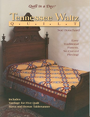 Michigan College Applique - Tennessee Waltz Quilt