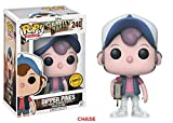 Funko Pop! Animation: Gravity Falls - Dipper Pines CHASE VARIANT Vinyl Figure (Bundled with Pop BOX PROTECTOR CASE)