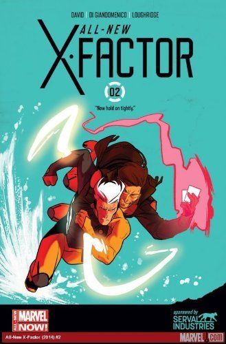 All New X-Factor #2 PDF