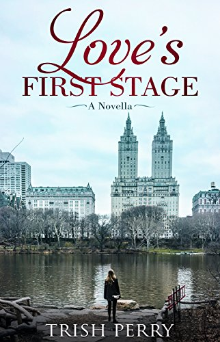Love's First Stage (Christian Christmas novella) (Cookies and Kisses)