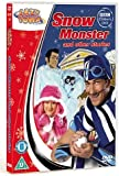 LazyTown - Snow Monster & Other Stories [DVD]