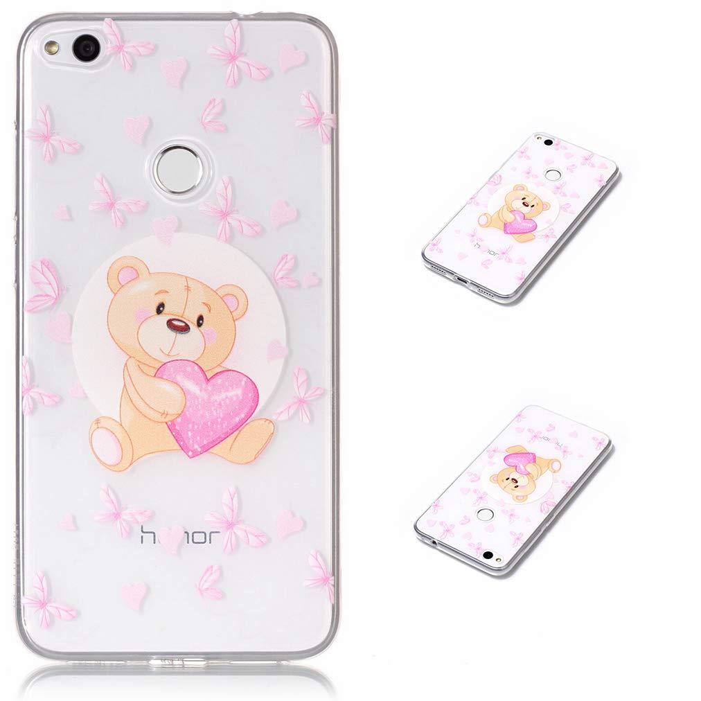 Carcasa de oso de smartphone