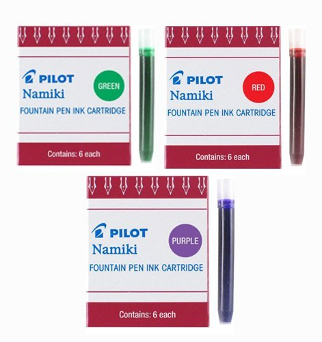 Pilot Namiki Fountain Cartridge 69002 69003 69004