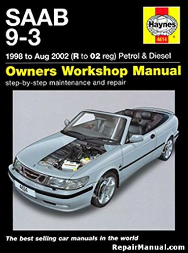 iesel 1998-2002 Haynes Car Repair Manual ()