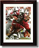 Framed South Carolina Gamecocks Marcus Lattimore Autograph Photo Print