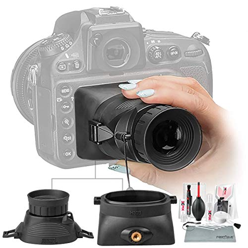 Hoodman HoodLoupe Outdoor LCD Viewfinder for 3.0