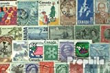 Canada 50 different stamps (Stamps for collectors)