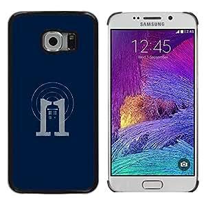 Stuss Case / Funda Carcasa protectora - Dr 0MS stand - Samsung Galaxy S6 EDGE