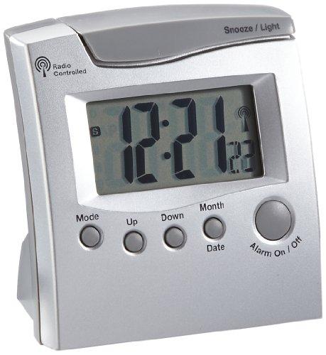 TFA 98.1038 Funk-Uhr mit Alarm