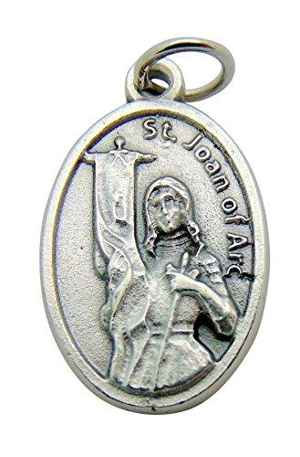 Lumen Mundi St. Joan of Arc Medal