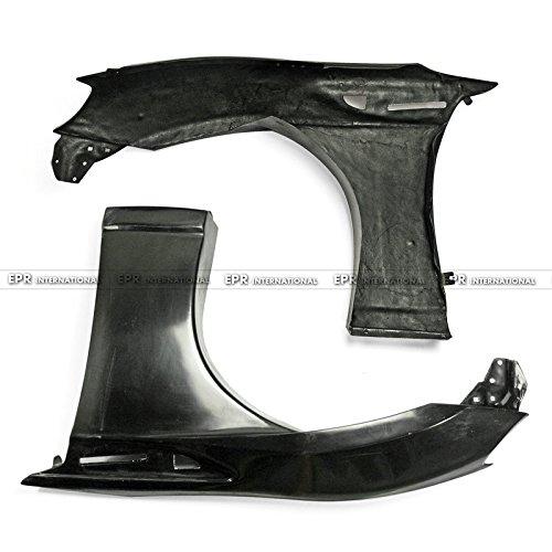 De vidrio cristal para Subaru BRZ Ft86 GT86 86 FRS VF estilo frontal más amplio Fender + 20 mm: Amazon.es: Coche y moto